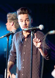 Liam - BBC Live Lounge - 11/12/15