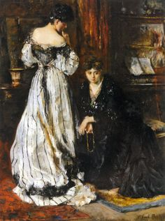 Future Dreams ~ Albert Roelofs ~ (Dutch: 1877-1920)