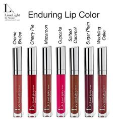 Limelight by Alcone Enduring Lip Colors