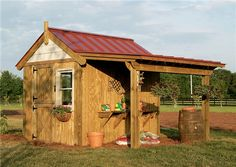 potting shed - Google Search