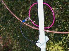 30-Meter Magnetic Loop Antenna