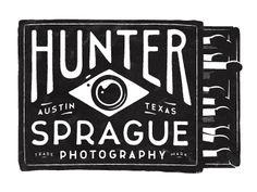 Hunter Sprague Photography Logo © Simon Walker