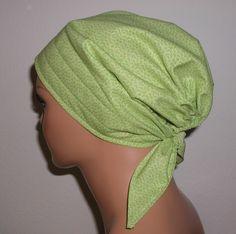 Kopftuch Ella in Frühlingsgrün