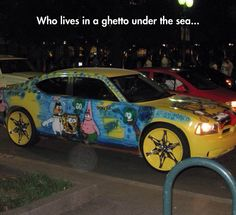 SpongeBob In The Ghetto