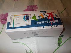 Euro Contest: DBPOWER 720P 12MP Mini Fotocamera Impermeabile con...