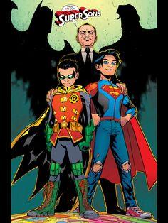 Super Sons; Jon Damian