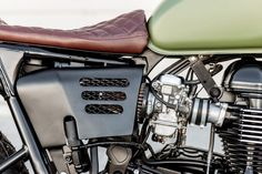 Founded in 2011 for their passion in classic motorcycles, Macco Motors out of Spain really enjoys the retro aesthetic of such brands as Triumph, BMW, an...