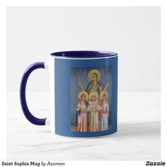 Saint Sophia Mug
