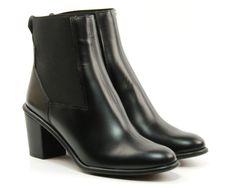 Miista Iris Boot in Black, $132