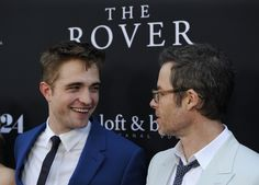 "On 'The Rover' red carpet, Robert Pattinson in a new guise  The only similarity between Robert Pattinson's work in ""Twilight"" and his new film ""The Rover""? The screaming fans who still appeared as he walked the red carpet in Los Angeles on Thursday at the U.S. premiere of the Australian indie movie.  http://www.latimes.com/entertainment/movies/moviesnow/la-et-mn-rover-premiere-robert-pattinson-20140613-story.html"