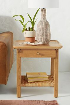 Discover the newest additions to Anthropologie's house & home collection. Shop new furniture, decor, storage & more for your home. Decor, Furniture, Engineered Hardwood, Farmhouse Nightstand, Furniture Decor, Wood Nightstand, Furniture For Small Spaces, Home Decor, Relaxing Bedroom