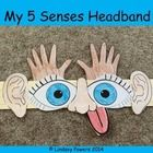 5 Senses Headband My 5 Senses Headband Directions: cut and glue the 5 senses onto a sentence strip.My 5 Senses Headband Directions: cut and glue the 5 senses onto a sentence strip. Five Senses Kindergarten, Five Senses Preschool, 5 Senses Activities, My Five Senses, Art Activities For Kids, Teaching Tools, Teaching Kids, 5 Senses Craft, Tile Care