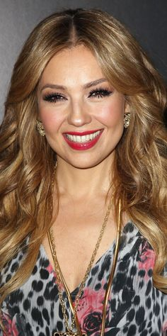 Thalia Style – Launch of Her Sodi Collection at Macy's Herald Square in NYC