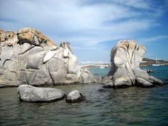 Παραλία Κολυμπήθρες - Πάρος Παραλίες