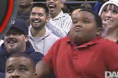 Fan vs. an Usher in Dance-Off
