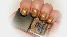 Harunouta - Esmalte holo H010 Heart of Gold