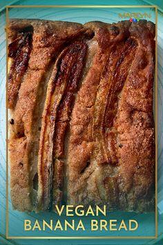 #Vegan banana bread for the whole family to enjoy!