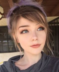 Industry Experts Give You The Best Beauty Tips Ever Emo Girls, Cute Girls, Girls Eyes, Girls Fit, Cabello Peekaboo, Best Beauty Tips, Beauty Hacks, Beautiful Girl Image, Beautiful People