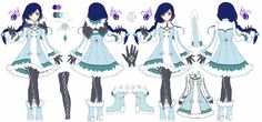 ALYS (CeVIO) - Wiki Vocaloid