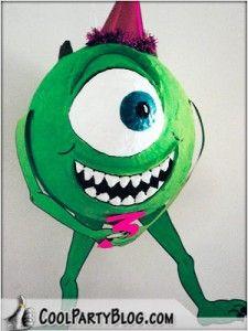 Monsters Inc. Piñata