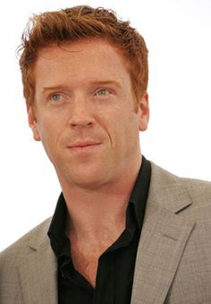 Gotta luv a ginger! Damian Lewis...don't watch Homeland, but thought he was awesome in Life