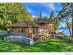From @ewingandclark_madisonpark Experience international luxury FOLLOW US. Living in this Orcas Island home would feel equivalent to being on a never-ending vacation  Yes please! View this listing @ ewingandclark.com