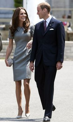 Kate Middleton Photos - The Duke And Duchess Of Cambridge Canadian And North American Tour - Quebec - Zimbio