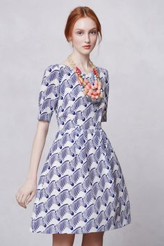 Elizabeth Zebra Dress