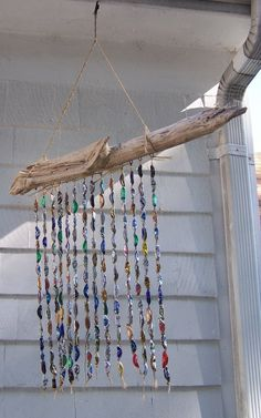 Beer Bottle Cap Redneck Driftwood Patio Porch Yard Indoor Outdoor Wind Chime | eBay