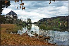 Mattsee mit Schloss Mountains, Nature, Travel, Water, Wedding, Naturaleza, Viajes, Destinations, Traveling