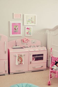 Kids Rooms Before & After (part 2-the GIRLS room)