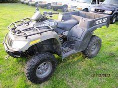 Arctic Cat 500 4x4 ATV