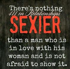 There's nothing sexier
