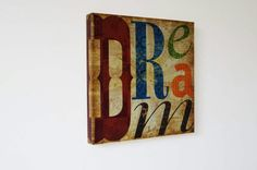 Dream Picture. Get it from pinkyred.co.uk