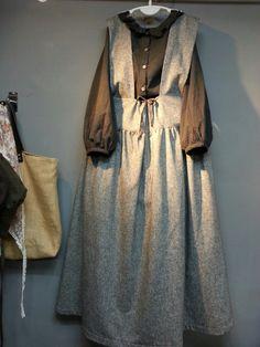 올리브의 린넨스토리 - 빨강머리 앤... ... : 카카오스토리 Muslim Fashion, Modest Fashion, Hijab Fashion, Fashion Dresses, Girl Fashion, Fashion Design, Modest Dresses, Simple Dresses, Muslimah Wedding Dress