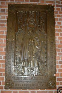 Bernard Lubrański - katedra poznańska