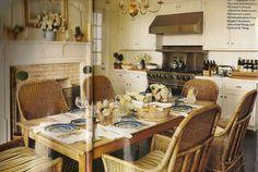 James & Whitney Fairchild's Hamptons home