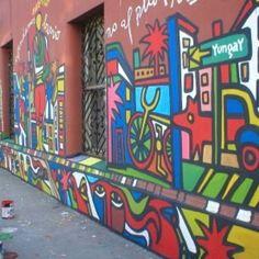 Barrio Yungay.