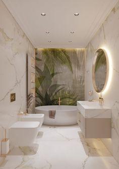 Washroom Design, Bathroom Design Luxury, Modern Bathroom Design, Zen Bathroom Decor, Modern Luxury Bedroom, Luxury Kitchen Design, Luxury Decor, Luxury Interior Design, Luxury Living