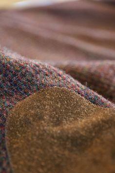 Vintage Harris Tweed Sport jas 40 Reg van AsperityVintage op Etsy