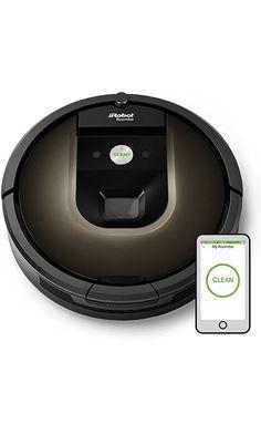 IRobot Roomba 980 Robotic Vacuum Cleaner Best Price