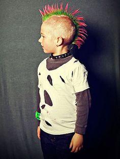 halloween costume parade - Halloween Punk Costume