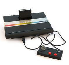 Gaming Consoles From 1967-2013