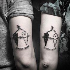 Make Tattoo, Best Friend Tattoos, Tatoos, Cat Tattoos, Peircings, Future Tattoos, Deathly Hallows Tattoo, Tattoo Ideas, Blank Canvas