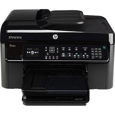 HP Photosmart C410a Premium Fax Wireless e-All-in-One (CQ521A#B1H) by HP. $139.97. From the Manufacturer                Count on complete versatility with the HP Photosmart Premium Fax e-All-in-One, which lets you print, fax and copy two-sided documents automatically, make copies without using a PC and scan documents and photos. Share the HP Photosmart Premium Fax e-All-in-One with multiple people using wireless and wired networking. You can also send emails, photos...