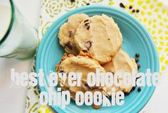 Absolutely, without a doubt, the BEST chocolate chip cookie recipe I've ever found.   They turn out perfect every time.