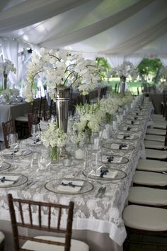 Lace Overlay-Can be Rustic or Classic Classic Elegance at the Greenacres Art Center   viva bella events