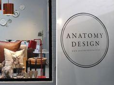 Anatomy Design at 44 Stanley Anatomy, Mindfulness, Mirror, Reading, Places, Shop, Books, Design, Home Decor