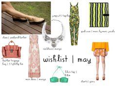 Wishlist | May | My Lisbon Lifestyle