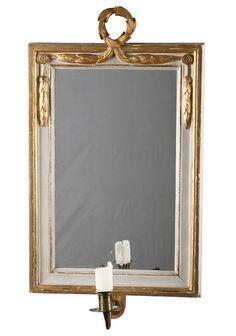 Antique Swedish Mirror   Lars Bolander   @Rafael Dering Hall